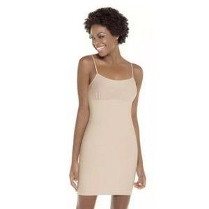 Spanx Spoil Me Cotton Adjustable Shapewear Sz XL
